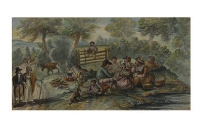 Lot 26 - John Nixon (British c.1750-1818)