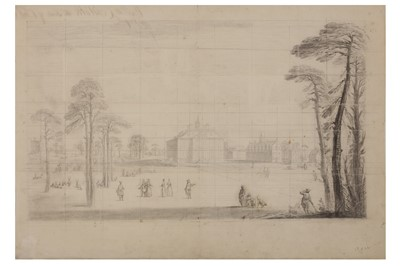 Lot 41 - Attributed to Samuel and Nathaniel Buck (British 18th Century)