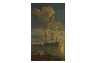 Lot 24 - FOLLOWER OF CLAUDE-JOSEPH VERNET (AVIGNON 1714-1789  PARIS)
