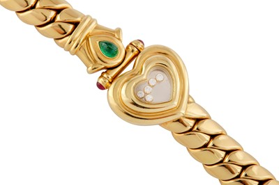 Lot 39 - Chopard | A 'Happy Diamonds' bracelet