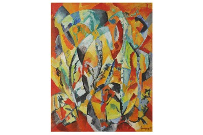 Lot 2 - JEAN-CLAUDE FORQUIN (FRENCH 1936-1963)