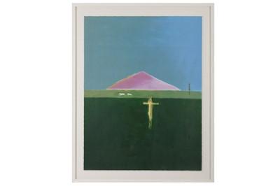 Lot 19 - CRAIGIE AITCHISON, R.A. (1926-2009)