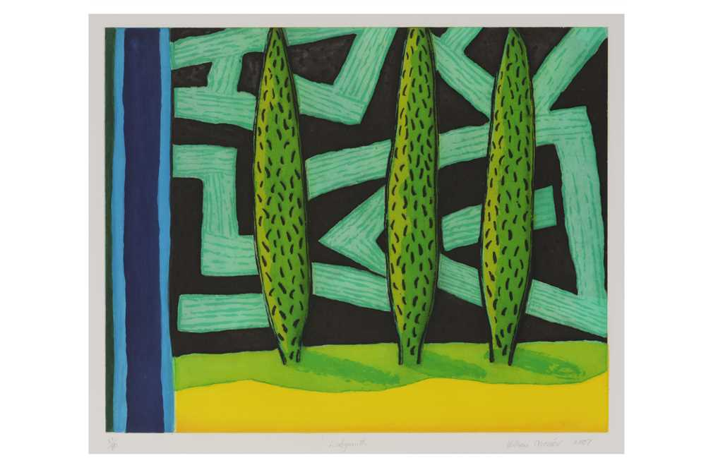 Lot 8 - WILLIAM CROZIER, R.A. (1930-2011)