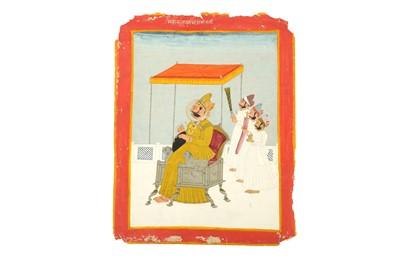 Lot 226 - A MARWAR RULERS SERIES: MAHARAJA BHIM SINGH OF MARWAR (1793 - 1803)