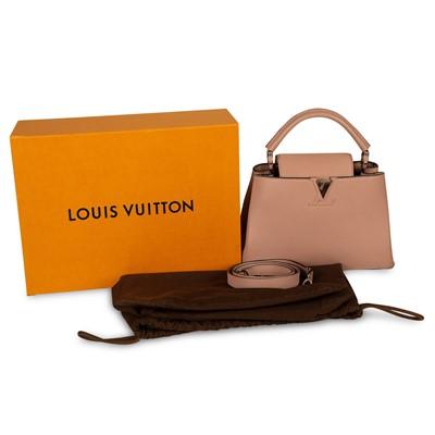 Lot 36 - Louis Vuitton Magnolia Capucines BB