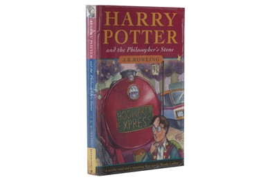 Lot 1533 - Rowling (J.K.) Harry Potter and the Philosopher's Stone, first edition, 1997