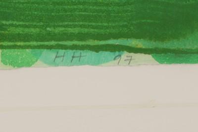Lot 2 - HOWARD HODGKIN, C.H. (1932–2017)