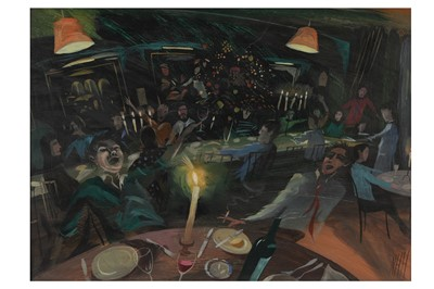 Lot 60 - NICHOLAS HELY-HUTCHINSON (B. 1955)