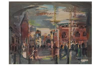 Lot 20 - ITZHAK FRENKEL-FRENEL (ISRAELI 1899-1981)
