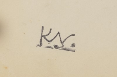 Lot 34 - KEITH VAUGHAN (1912-1977)