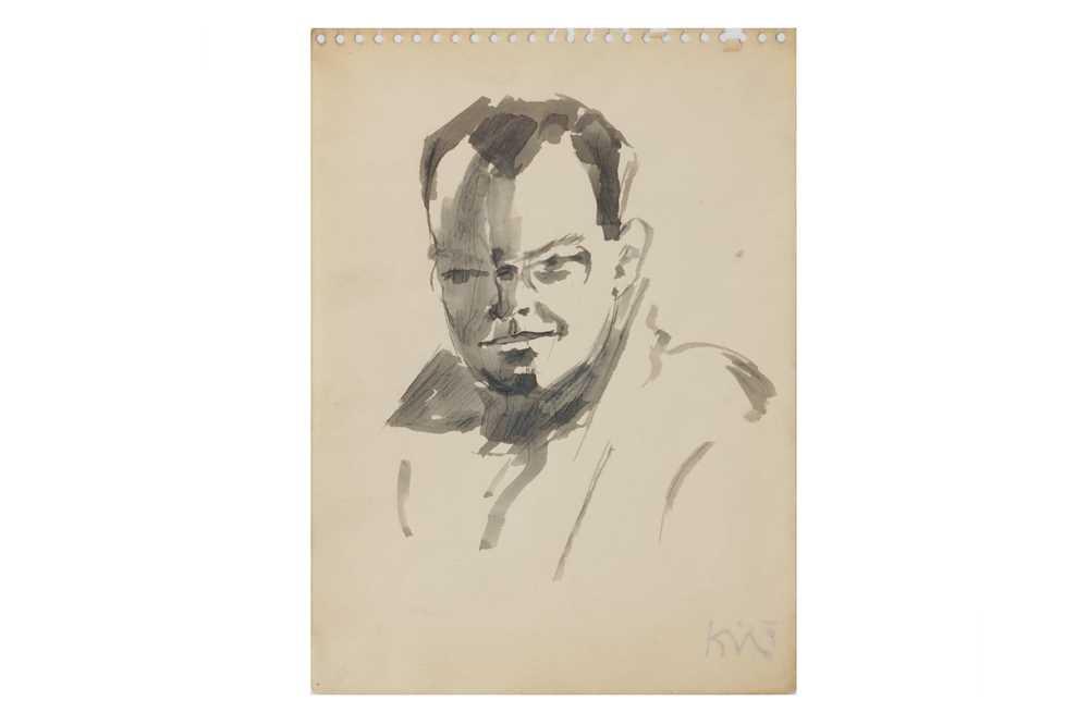 Lot 35 - KEITH VAUGHAN (1912-1977)