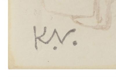 Lot 32 - KEITH VAUGHAN (1912-1977)