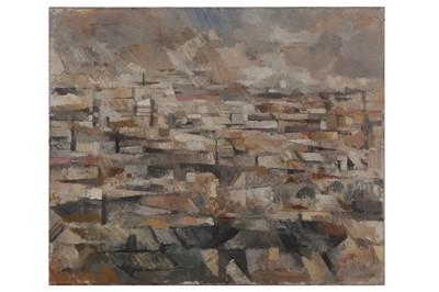 Lot 85 - BERNARD MYERS (1925-2007)