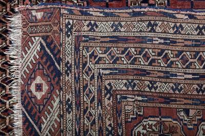 Lot 2 - A BOKHARA RUG, TURKMENISTAN