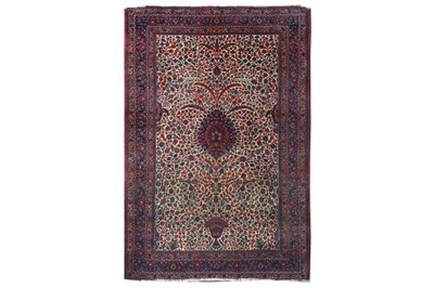 Lot 3 - A MESHED RUG, NORTH-EAST PERSIA