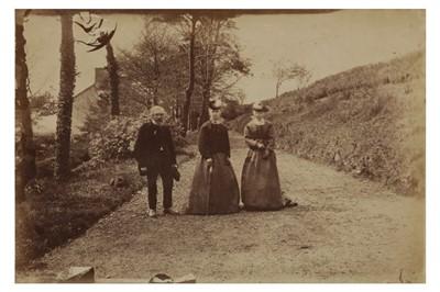 Lot 32 - Unknown Photographer (Welsh School)  c.1869