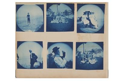 Lot 48 - Cyanotypes, c.1890-1930