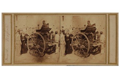 Lot 23 - Stereocards, c.1890-1900