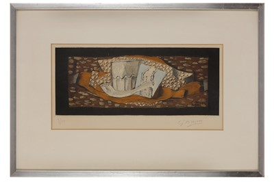Lot 84 - GEORGES BRAQUE (FRENCH 1882-1963)