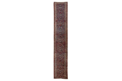 Lot 59 - AN ANTIQUE NORTH-WEST PERSIAN RUNNER