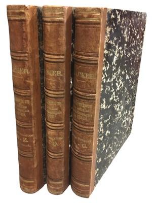 Lot 508 - De Backer (Augustin, et al.): Bibliothèque des écrivains de la Compagnie de Jésus