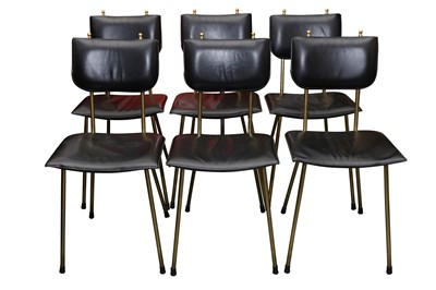 Lot 59 - IN THE MANNER OF JACQUES ADNET (FRENCH 1900-1984)