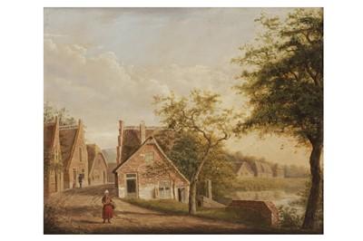 Lot 40 - FOLLOWER OF JAN VAN DER HEYDEN (GORINCHEM 1637-1712 AMSTERDAM)