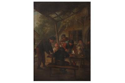 Lot 43 - AFTER ADRIEN VAN OSTADE (HAARLEM, 1610-1685)