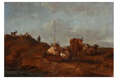 Lot 18 - WORKSHOP OF WILLEM ROMEYN  (HAARLEM C. 1624-AFTER 1693)