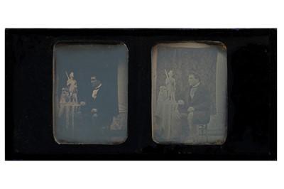 Lot 10 - London Stereoscopic Company Daguerreotype, c.1856