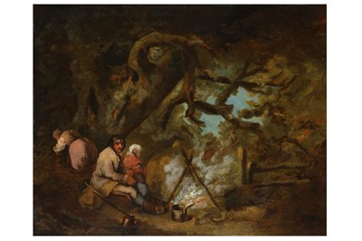 Lot 36 - FOLLOWER OF GEORGE MORLAND (BRITISH 1763-1804)