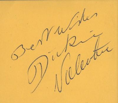 Lot 823 - Autograph Albums.- Actors & Entertainers