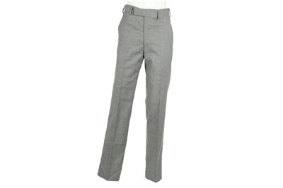 Lot 42 - Vivienne Westwood Grey Wool Trouser - Size 44