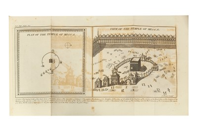 Lot 611 - A COMPLETE 'THE KORAN; COMMONLY CALLED THE ALCORAN OF MOHAMMED'