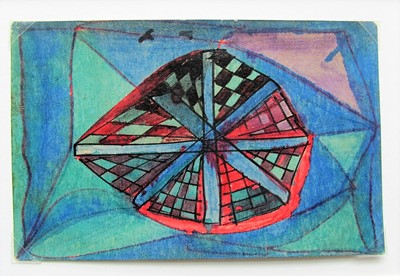 Lot 804 - Gill (Madge).- Outsider Art