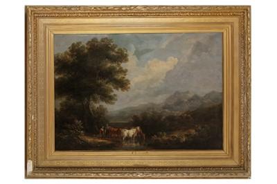 Lot 35 - HENRY MILBOURNE (BRITISH 1781-1826)