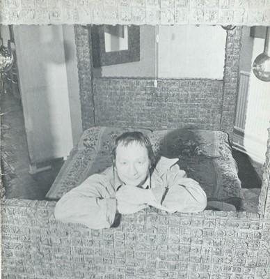Lot 206 - RON HITCHINS (BRITISH, 1926-2021)
