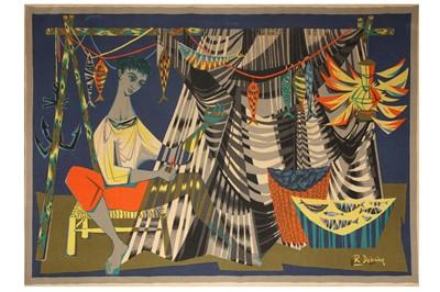Lot 87 - ROBERT DEBIEVE (1926 - 1994)