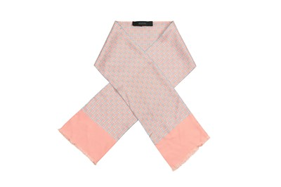 Lot 12 - Two Gucci Silk Tassel Scarves