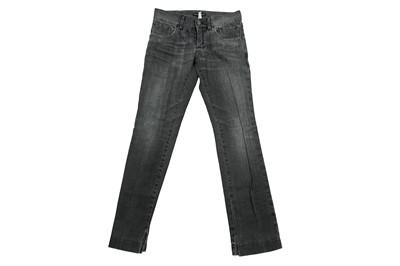 Lot 45 - Dolce & Gabbana Grey Denim Jeans- Size 44