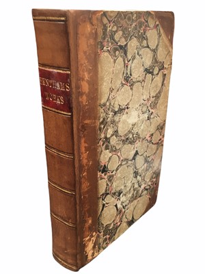 Lot 535 - [Philosophy] Bentham (Jeremy)