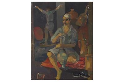 Lot 15 - YASEEN SHAKIR (IRAQI B. 1936)