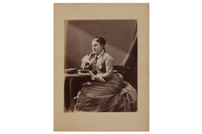 Lot 46 - Photographer Unknown c. 1860s