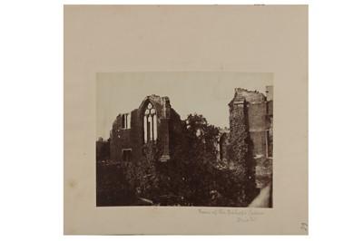 Lot 30 - Hugh Owen (1808-1897)