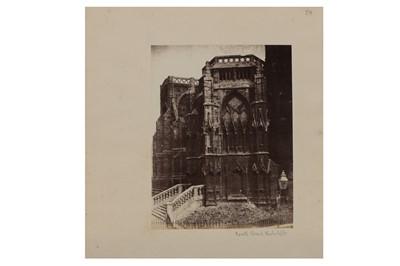 Lot 33 - Hugh Owen (1808-1897)