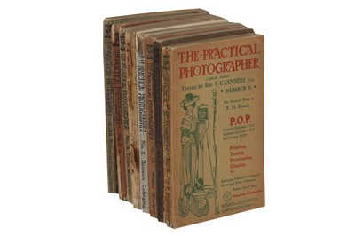 Lot 19 - The Practical Photographer, 1904-1905