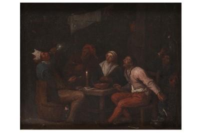 Lot 42 - MANNER OF ADRIAEN BROUWER (OUDENAARDE C.1605-1638 ANTWERP)
