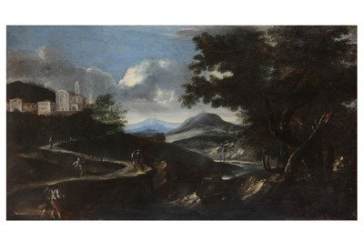 Lot 6 - MANNER OF SALVATOR ROSA (NAPLES 1615-1673 ROME)