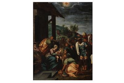 Lot 3 - MANNER OF MAARTEN DE VOS (ANTWERP 1532-1603)