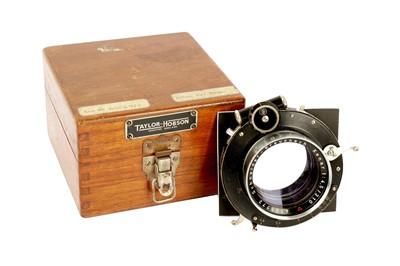 Lot 33 - A Schneider-Kreuznach 210mm f/4.5 Xenar Lens